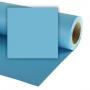 Фон бумажный Colorama 1.35х11м 501 1.35х11м SKY BLUE