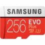 Карта памяти micro SDXC 256 Гб Samsung EVO Plus