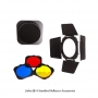 Набор Jinbei JBA аксессуаров для стандартного рефлектора