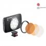 Свет накамерный Manfrotto MLUMIMUSE8A-BT 8 LED 5600K с Bluetooth