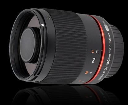Объектив Samyang Nikon 300mm f/6.3 ED UMC CS Reflex Mirro