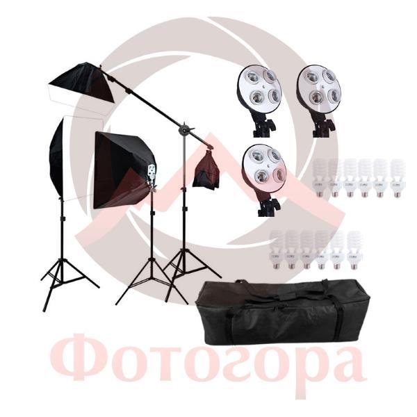Комплект Fotokvant FL-13 KIT постоянного света DAN-1449