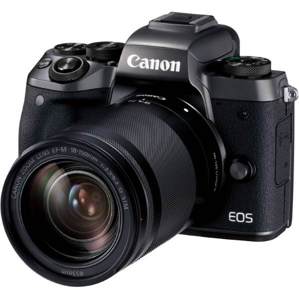 Фотоаппарат Canon EOS M50 18-150 IS STM kit черный