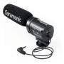 Микрофон накамерный Saramonic SR-M3 пушка направленный с микшером