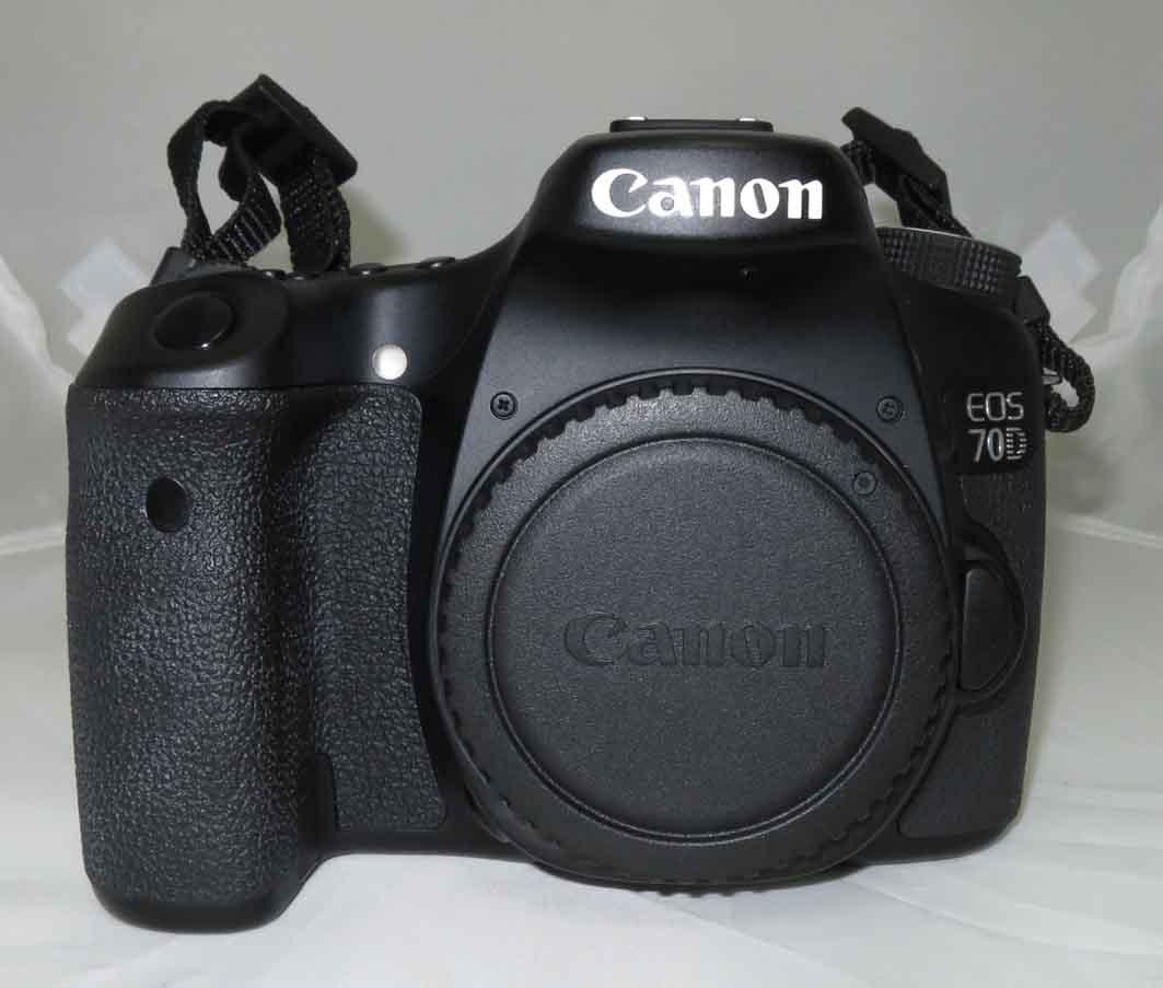 Фотоаппарат Canon EOS 70D body б/у