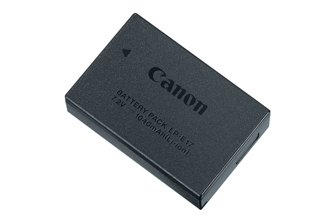 Аккумулятор Canon LP-E17 для Canon 750D/760D