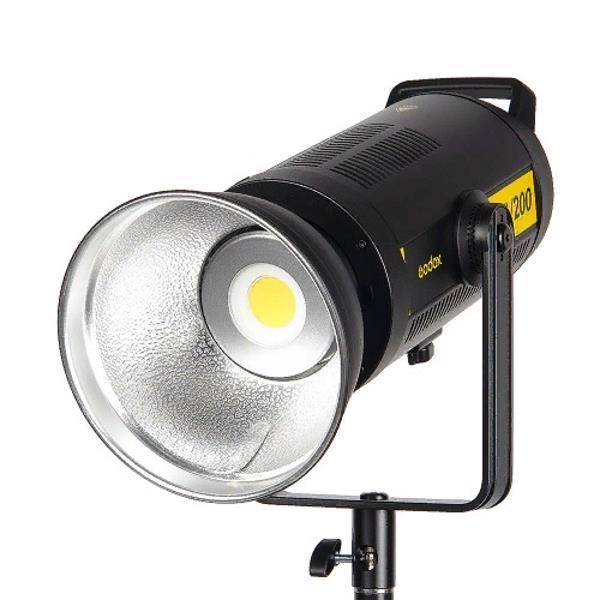 Светодиодный осветитель Godox FV200 с функцией вспышки 200Вт 27541