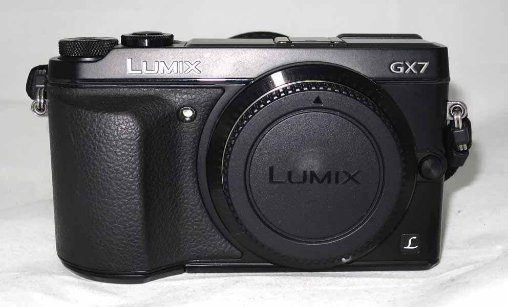 Фотоаппарат Panasonic DMC-GX7 body б/у