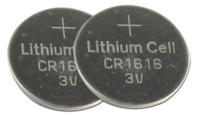 Батарейка CR 1616 Lithium 1 шт.