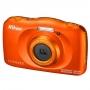 Фотоаппарат Nikon Coolpix W150 оранж