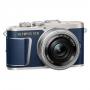 Фотоаппарат Olympus PEN E-PL9 kit 14-42 EZ Pancake синий