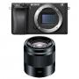 Фотоаппарат Sony Alpha A6300 (ILCE-6300) Kit 50mm f/1,8 OSS