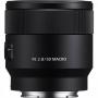 Объектив Sony SEL-50M28 FE 50mm f/2.8 Macro