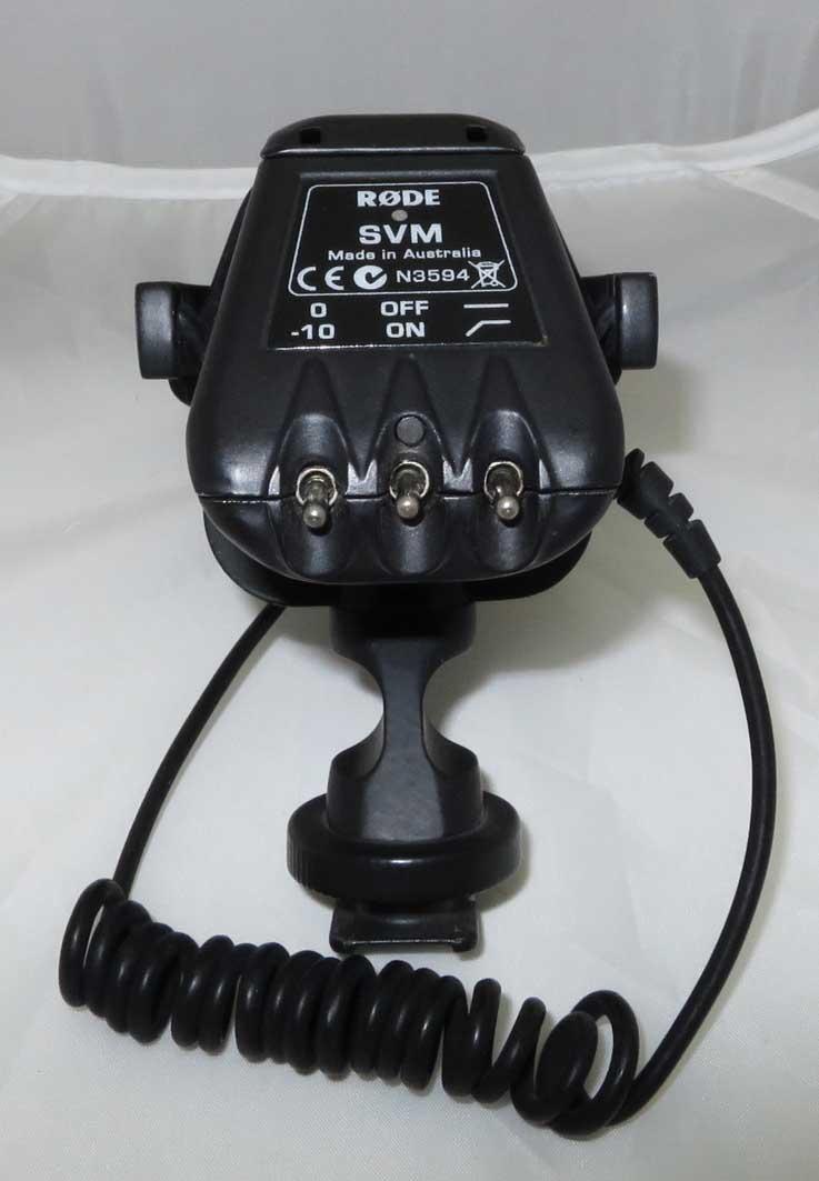 Микрофон накамерный Rode Stereo VideoMic б/у