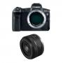 Фотоаппарат Canon EOS R Kit RF 50mm f/1.8 STM