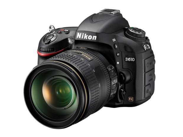 Фотоаппарат Nikon D610 Kit 24-85mm f/3.5-4.5G VR
