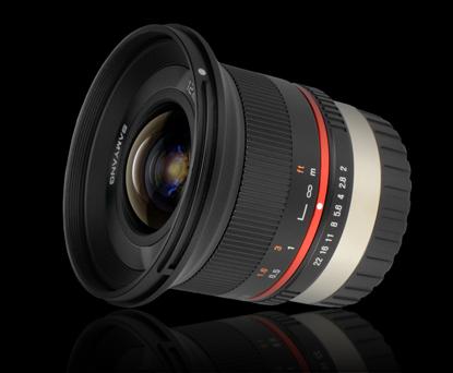 Объектив Samyang Fuji X 12mm f/2.0 ED AS NCS CS