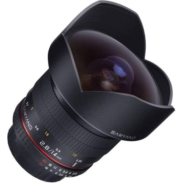 Объектив Samyang Fuji X 14mm f/2.8 ED AS IF