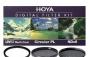 Набор фильтров Hoya 62.0MM KIT: UV (C) HMC MULTI, PL-CIR,NDX8 79500