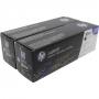 Картридж HP CC530AD черный (двойной) для CP2025/CM2320