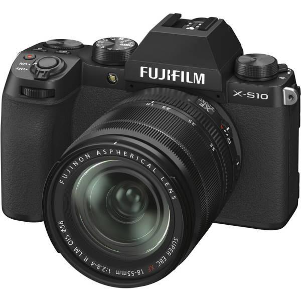 Фотоаппарат Fujifilm X-S10 Kit 18-55mm F2.8-4 OIS