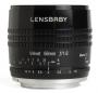 Объектив Lensbaby Velvet 56 f/1.6 Macro (1:2) для m4/3 83052