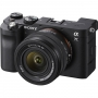 Фотоаппарат Sony Alpha A7C (ILCE-7C) 28-60mm kit черный
