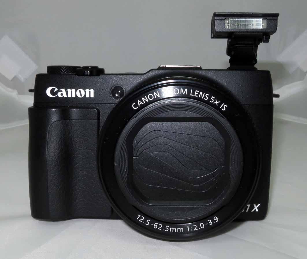 Фотоаппарат Canon PowerShot G1 X Mark II б/у