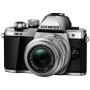 Фотоаппарат Olympus OM-D E-M10 Mark II 14-42 II R серебро