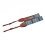 Ремень наплечный Fotokvant STR-38 комбинированный