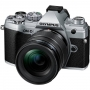 Фотоаппарат Olympus OM-D E-M5 mark III kit EZ-M1245 PRO серебро/черн