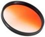 Фильтр градиентный Fujimi GC-Orange 77mm оранжевый
