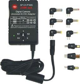 Адаптер AcmePower AP CH-P1606 унив для мобильн. устр-в, 20W, 10 перех