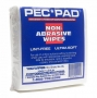 Салфетки для оптики PEC PAD 10х10см 100шт Безворсовые Профессиональны