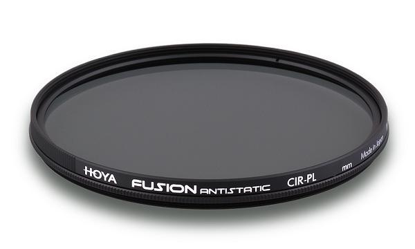 Фильтр поляризационный HOYA PL-CIR FUSION ANTISTATIC 82 mm 82946