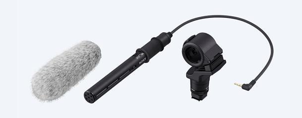 Микрофон накамерный Sony ECM-CG60 Однонаправленный