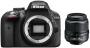 Фотоаппарат Nikon D3300 Kit AF-S 18-55 II black