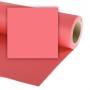 Фон бумажный Colorama 1.35х11м 546 CORAL PINK