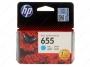 Картридж HP CZ110AE №655 для HP PS8253 (синий)