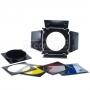 Набор Falcon Eyes DEA-BHC Шторки + Соты + Фильтры 180-210 мм 15188