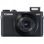 Фотоаппарат Canon PowerShot G9 X Mark II черный / серебро