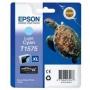 Картридж EPSON T1575 к Stylus R3000 светло-голубой