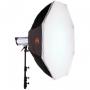 Октобокс Falcon Eyes FEA-OB9 BW 90 cm зерк для имп приборов