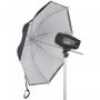 Зонт Falcon Eyes 90 см UR-48WB белый отражающий