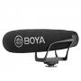 Микрофон накамерный BOYA BY-BM2021 Супер-кардиоидный пушка
