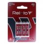 Аккумулятор Relato AAA1000 Ni-MH 1000mAh AAA/HR03 (Упак.4шт)