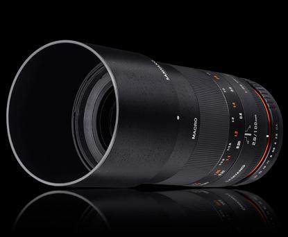 Объектив Samyang Micro 4/3 100mm f/2.8 Macro для Olympus/Panasonic