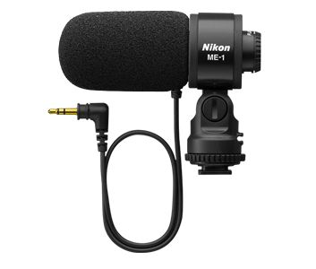 Микрофон накамерный Nikon ME-1