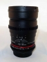 Объектив Samyang Canon 35mm T1.5 ED AS UMC VDSLR б/у