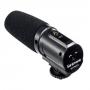 Микрофон накамерный Saramonic SR-PMIC3 пушка направленный стерео